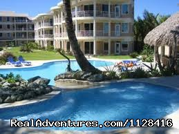 Upper Pool - Welcome to Paradise...Oceanfront Vacation Condos