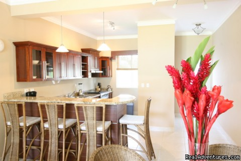 Kitchen  - Welcome to Paradise...Oceanfront Vacation Condos