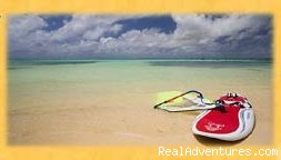 Windsurf Bonaire and Stay at KonTiki: Bonaire Windsurf