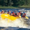 White Water Rafting Adventures Available