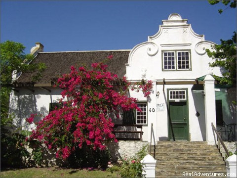 Tulbagh village (Church Street) - Dreamcatcher cottage