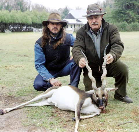 Hunting in Argentina: Photo #1