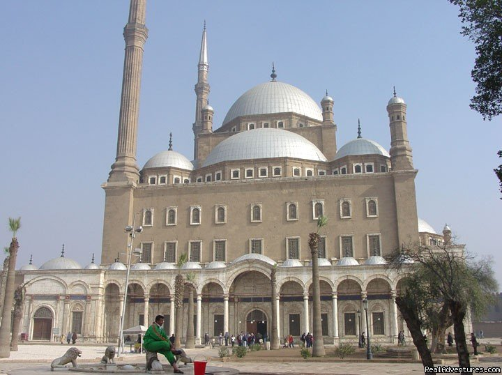 Citadel of Saladin & Mohamed Aly Mosque