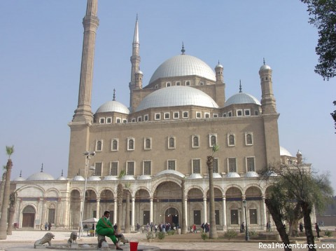 Citadel of Saladin & Mohamed Aly Mosque - Excursion from Hurghada to Cairo & Giza by FLIGHT