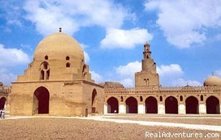 Ibn Tulun mosque in Cairo - Excursion from Hurghada to Cairo & Giza by FLIGHT