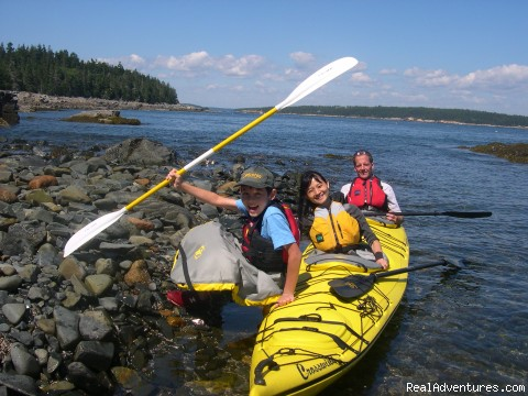 Acadia Ecotours and Ardea EcoExpeditions