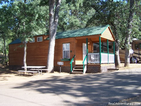 Yosemite Ridge Resort, Cabin Rentals and RV Sites Campgrounds & RV Parks Groveland, California
