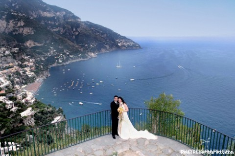 Weddings on the Amalfi Coast: Amalfi Coast Wedding Romantic views