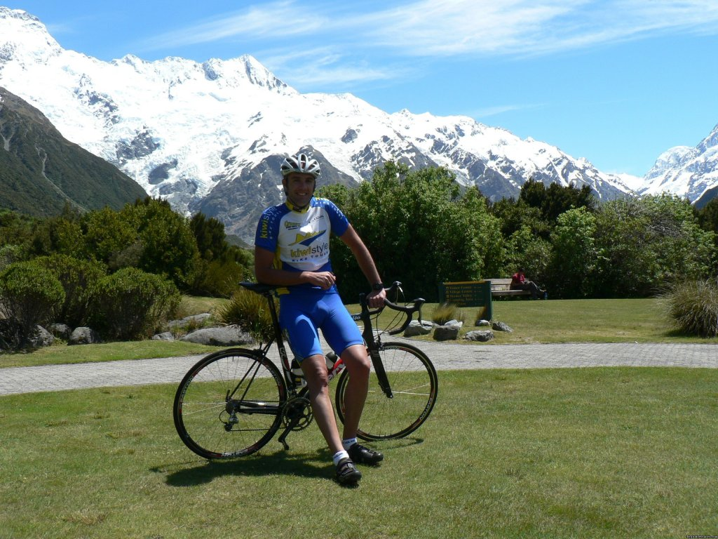 Southern Alps Tour | Image #5/5 | Bicycle Touring New Zealand