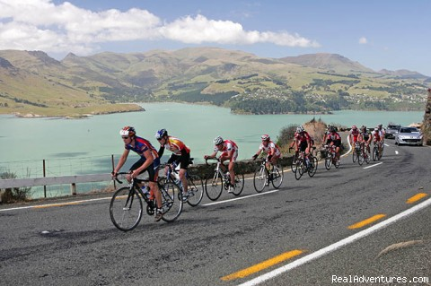 Bicycle Touring New Zealand