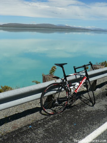 Southern Alps Tour - Bicycle Touring New Zealand