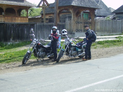 Touring bikers - Motorcycle Touring & Adventure