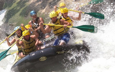 World Class Whitewater Rafting in West Virginia