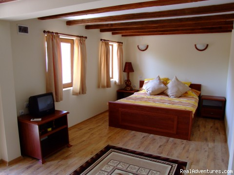 Double room - Veliko Tarnovo Resen Lodge Guest House and Hostel