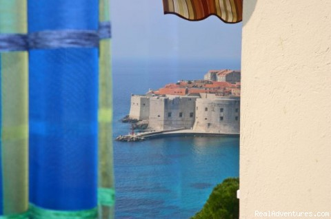 View from the room - Dubrovnik Residence