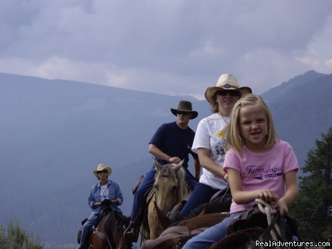 Fun For The Whole Family - Small Authentic Old West Guest Ranch Experience