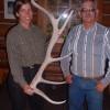 Hunting Elk Horn Sheds
