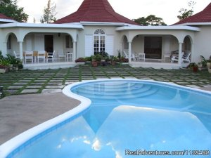 Affordable  Villa with pool -Runaway Bay Jamaica Albert Town, Jamaica Vacation Rentals