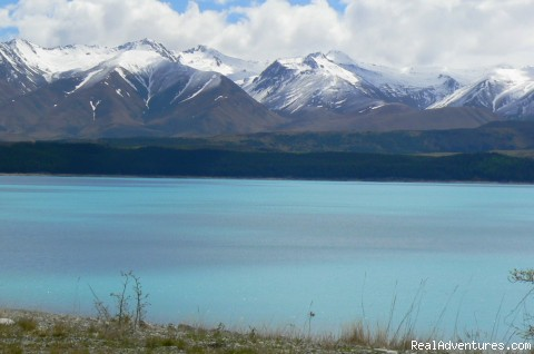 Lake Pukaki - Sth Island - Christian Holiday Experiences in Godzone