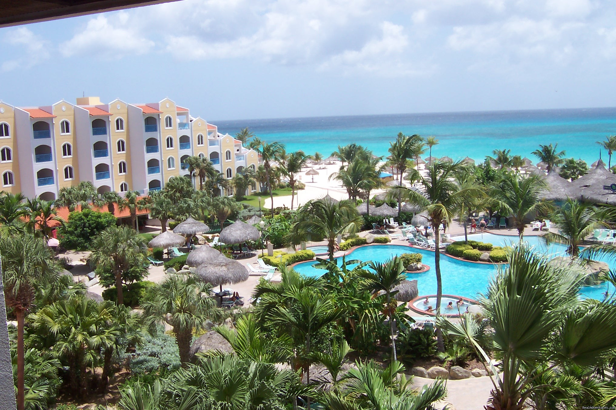 Costa Linda deLux Beach Resort Oranjestad Aruba Vacation