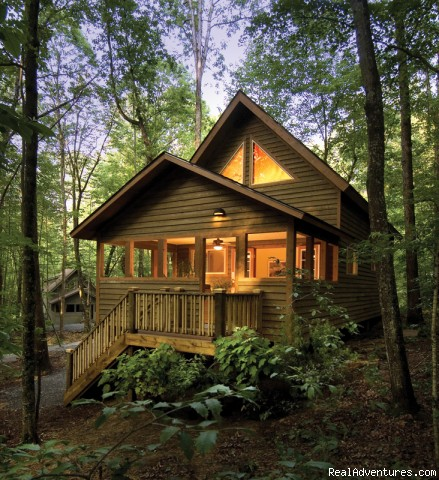 WV Cabin Rental and Meal Packages - West Virginia Whitewater Rafting Vacation