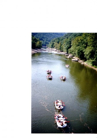 Rafting the New River (#5 of 5) - West Virginia Whitewater Rafting Vacation
