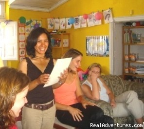 Learn Spanish in Arequipa White city in South Peru