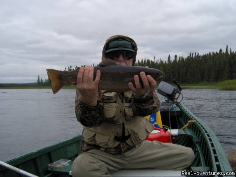 - Trophy Brook Trout Fishing Labrador