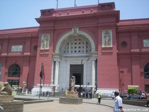 Egyptian Museum - Egypt GAT Tours