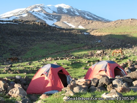 - Trekking In Kackar And Ararat Mountaİns