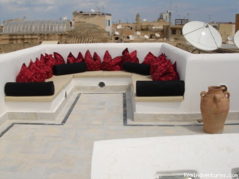roof terrace - 1000  And 1 Nights