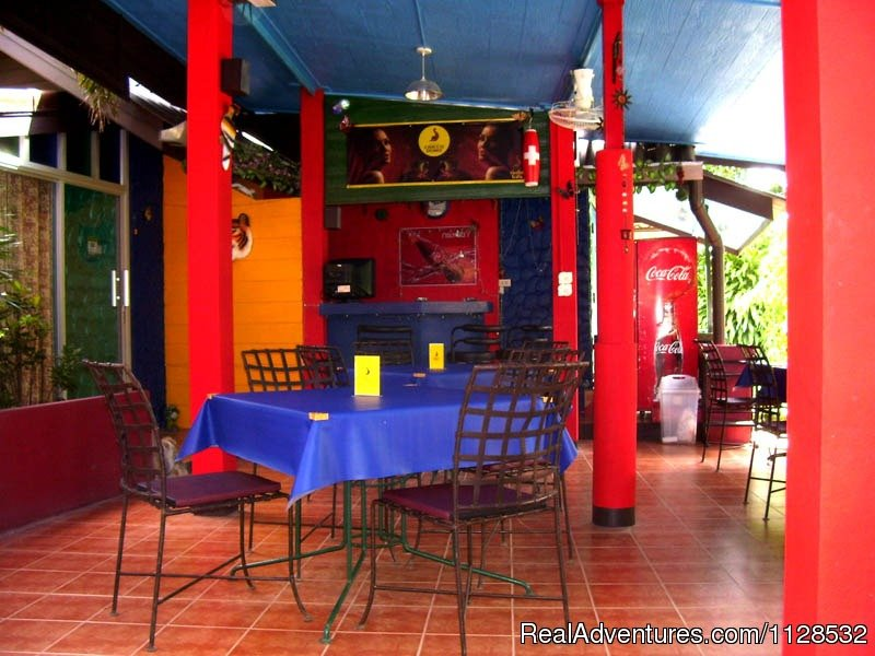 Garden Restaurant | Image #10/16 | Swiss Ticino Home Stay & Restaurant - Chiang Mai