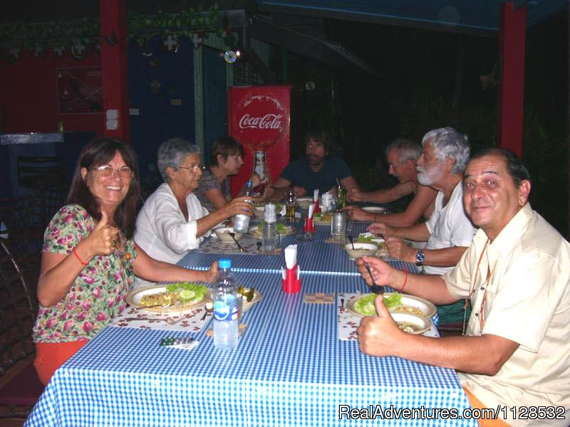 Garden Restaurant | Image #13/16 | Swiss Ticino Home Stay & Restaurant - Chiang Mai