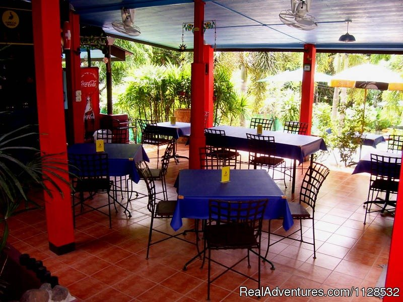 Garden Restaurant | Image #11/16 | Swiss Ticino Home Stay & Restaurant - Chiang Mai
