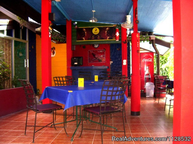 Garden Restaurant (#10 of 16) - Swiss Ticino Home Stay & Restaurant - Chiang Mai