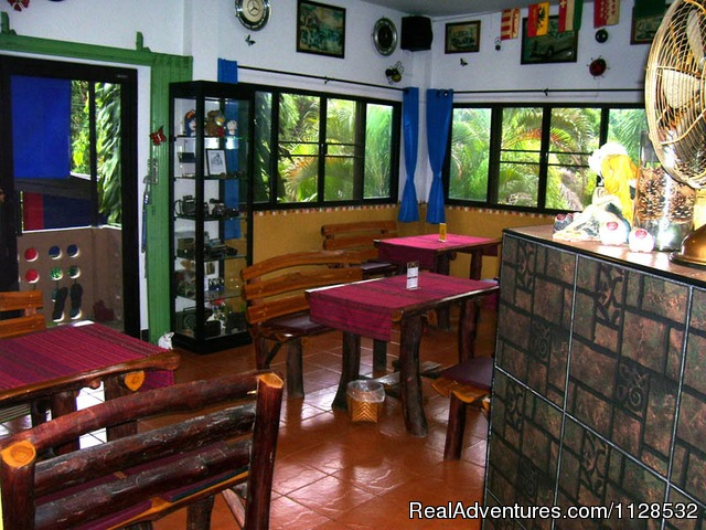 Restaurant - Swiss Ticino Home Stay & Restaurant - Chiang Mai