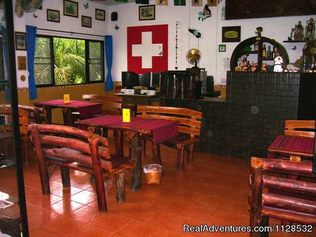 Restaurant (#8 of 16) - Swiss Ticino Home Stay & Restaurant - Chiang Mai