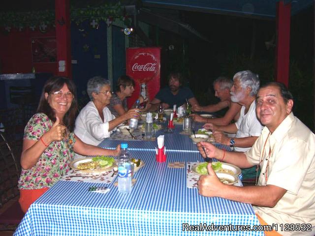 Garden Restaurant (#13 of 16) - Swiss Ticino Home Stay & Restaurant - Chiang Mai