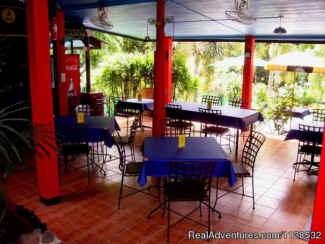 Garden Restaurant (#11 of 16) - Swiss Ticino Home Stay & Restaurant - Chiang Mai