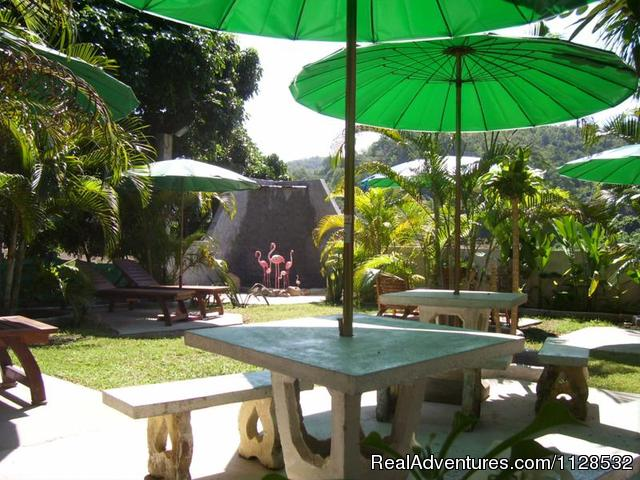 Garden (#14 of 16) - Swiss Ticino Home Stay & Restaurant - Chiang Mai