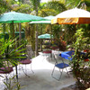 Garden Restaurant corner