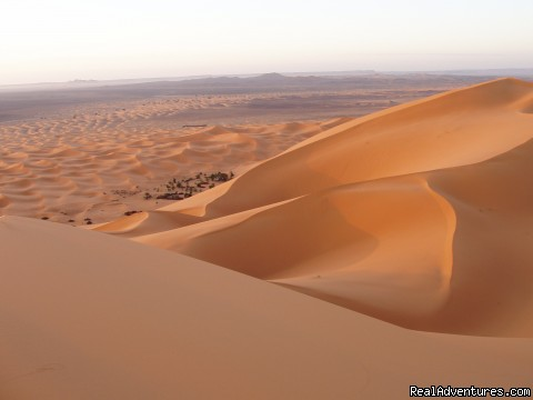 merzouga dunes - Ksar Bicha Merzouga Bivouacs