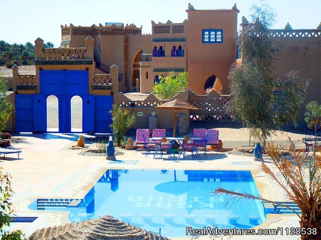 Ksar Bicha Hotel Merzouga - Ksar Bicha Merzouga Bivouacs