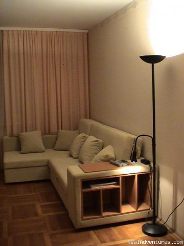 Apartment for rent in Minsk