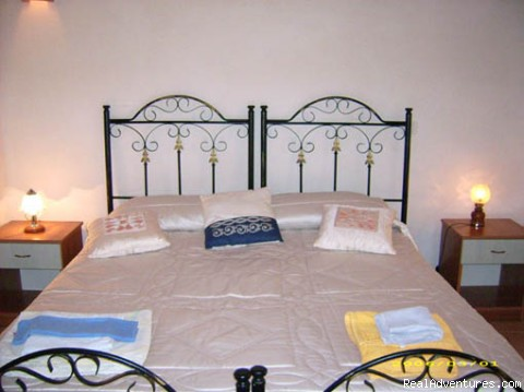 Beautifull Holiday in Lecce Apulia B&B LaPiazzetta: Double room