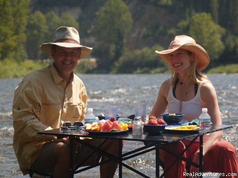 All-Inclusive Family Adventure Vacation in Idaho: Fly Fishing with Red Horse Mountain