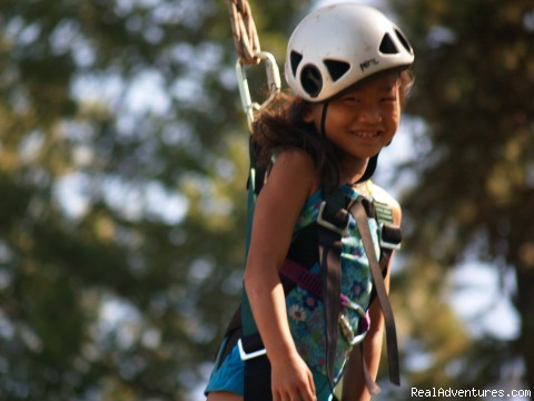 Kids' Program - All-Inclusive Family Adventure Vacation in Idaho