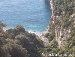 Beach - Villa La Palma with beautiful view on Capri