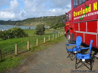 Overland NZ - Adventure Tours in New Zealand - Overland NZ -  New Zealand Adventure OverlandTours