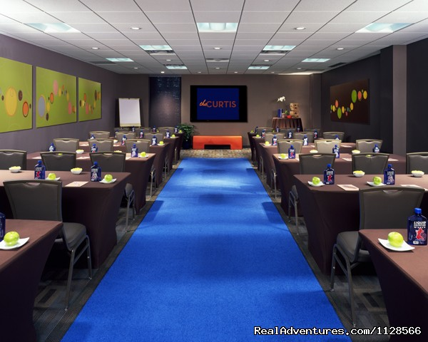 The Curtis - Meeting Room (#5 of 12) - the Curtis - a DoubleTree by Hilton